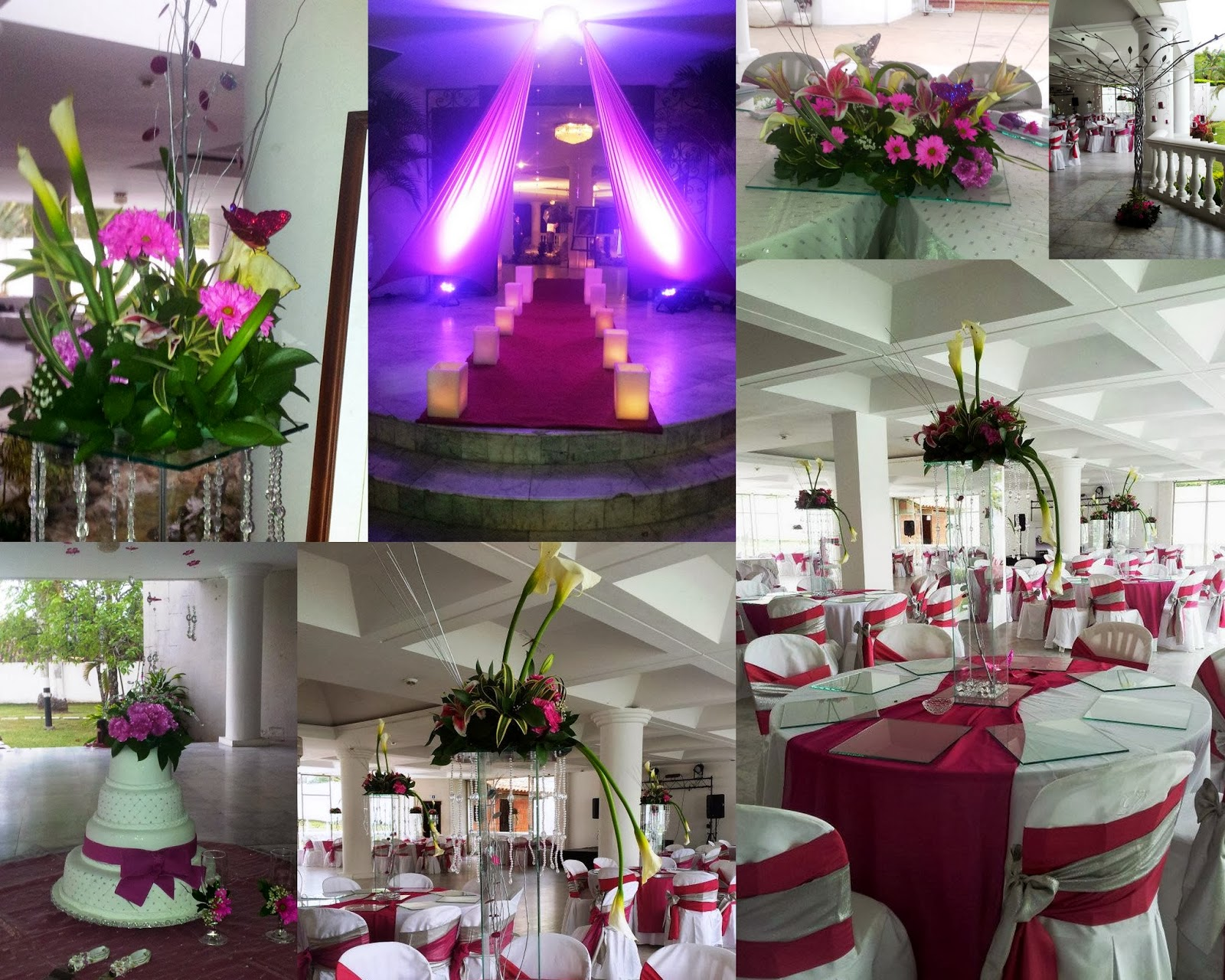 Decoraci n evento para quince a os fiori bella colombia for Decoracion quince anos