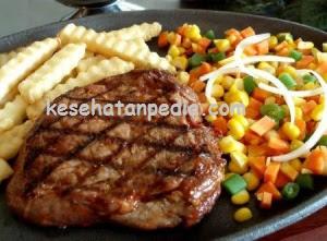 Makanan yang mengandung lemak trans