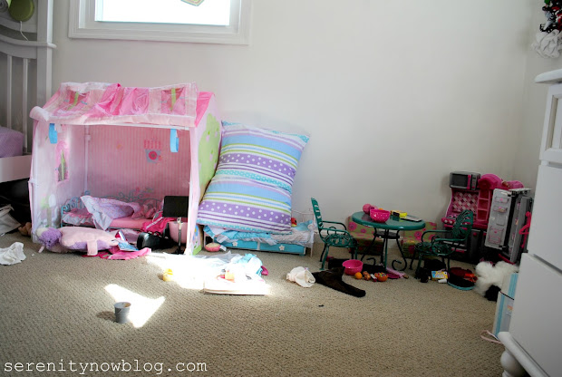 American Girl Doll Storage Solutions