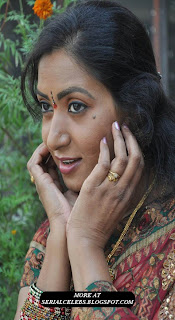 Telugu Aunty actress Amani