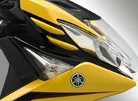 Yamaha Nouvo SX front head-lamp