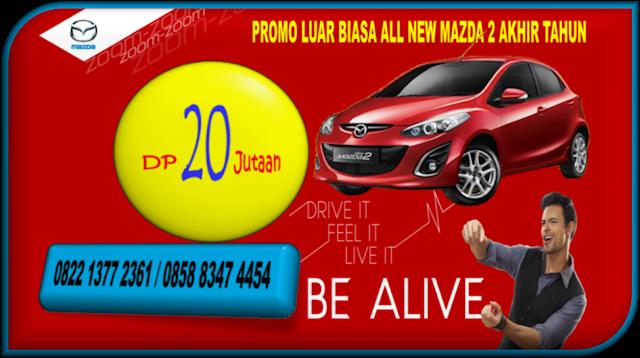 Promo Luar Biasa All New Mazda 2 Akhir Tahun