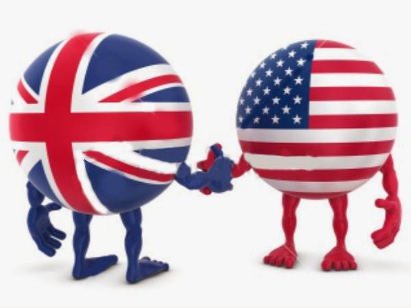 scrittori americani e inglesi