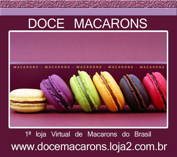 Loja  Doces Finos Macarons para casamentos, festas eventos