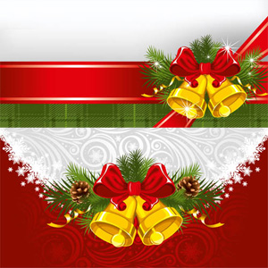 Christmas Bell Background Vector, christmas bell background vector, bell, Bells, Lonceng, lonceng, santa