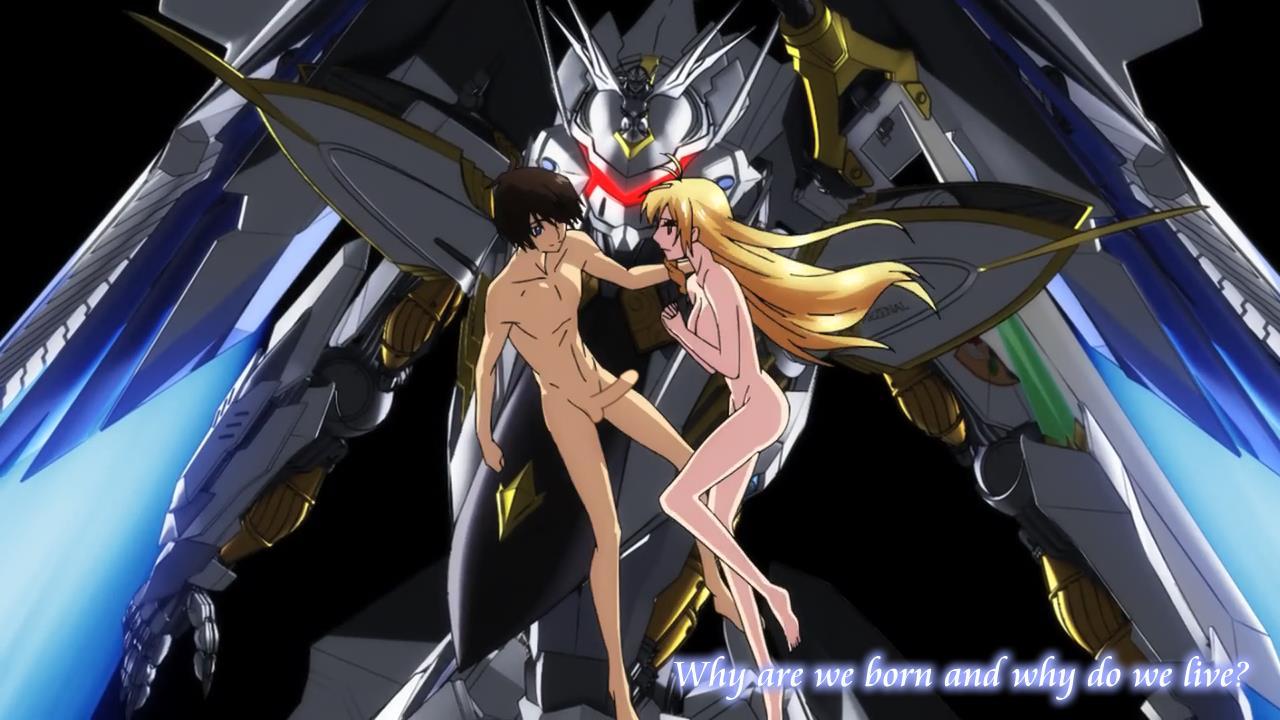 Cross ange ecchi sex first