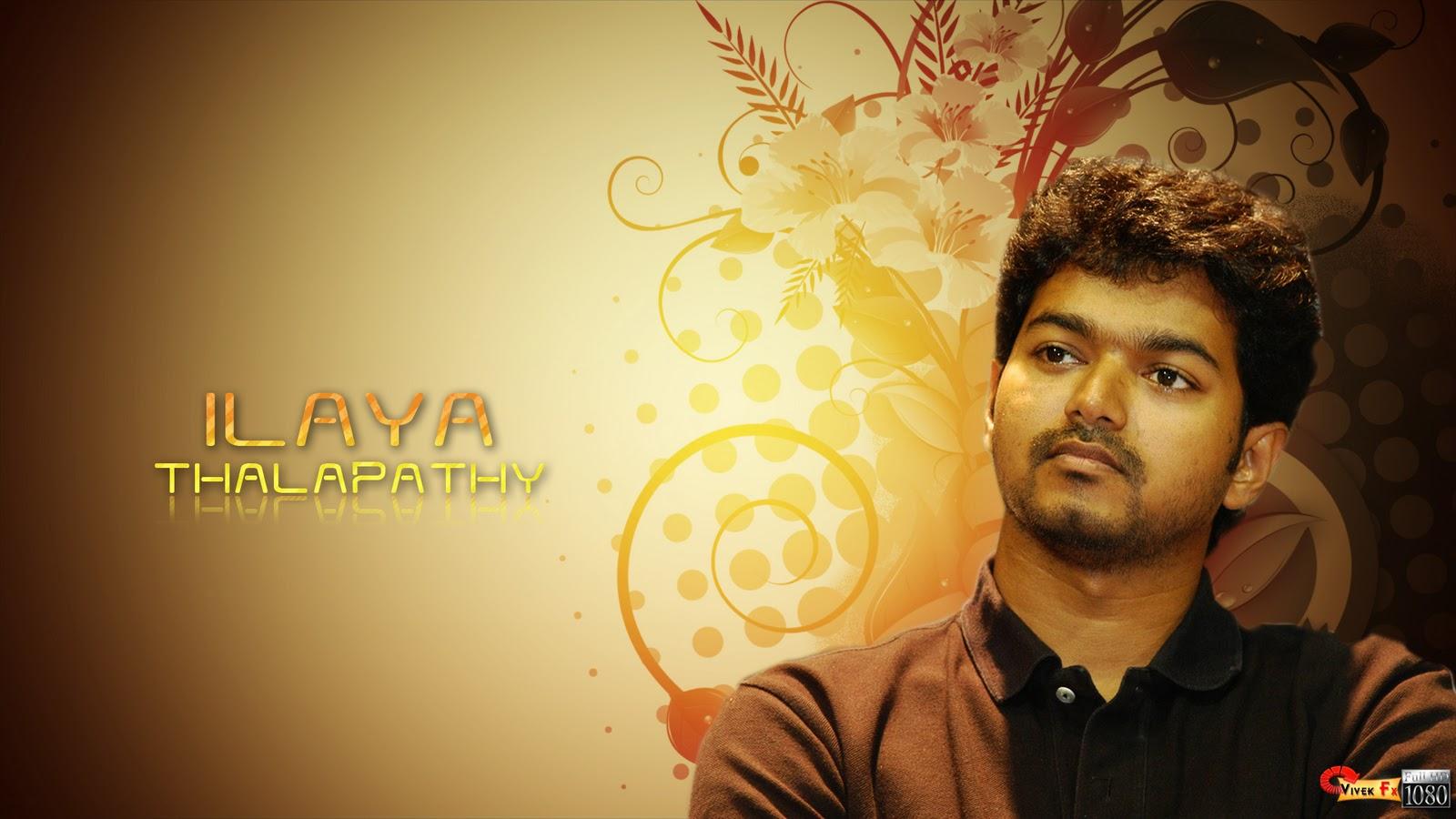 Hd wallpaper vijay - Ilayathalapathy Vijay Hd Wallpapers