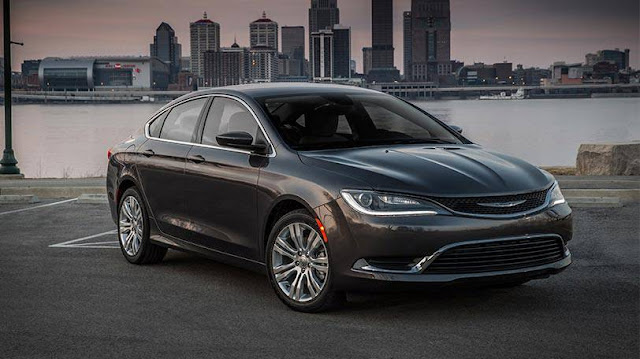 2016 Chrysler 200 is Rewarded IIHS Top Safety Pick & Rating