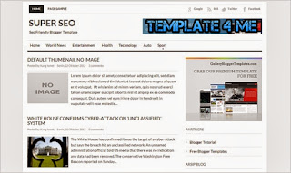 Template Blog Super SEO Friendly Kang Ismet