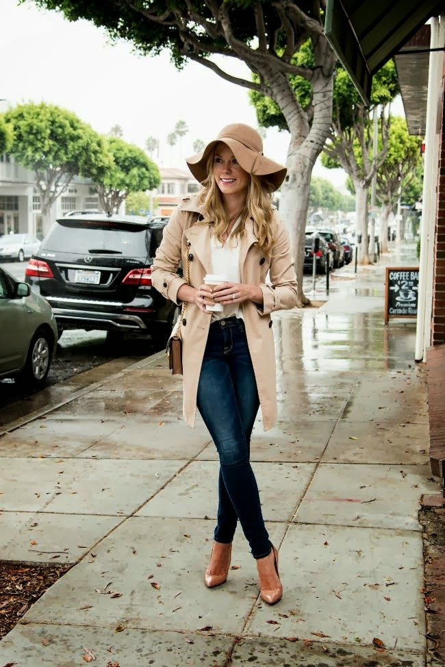 How to Look Fabulous – Even on Rainy Days