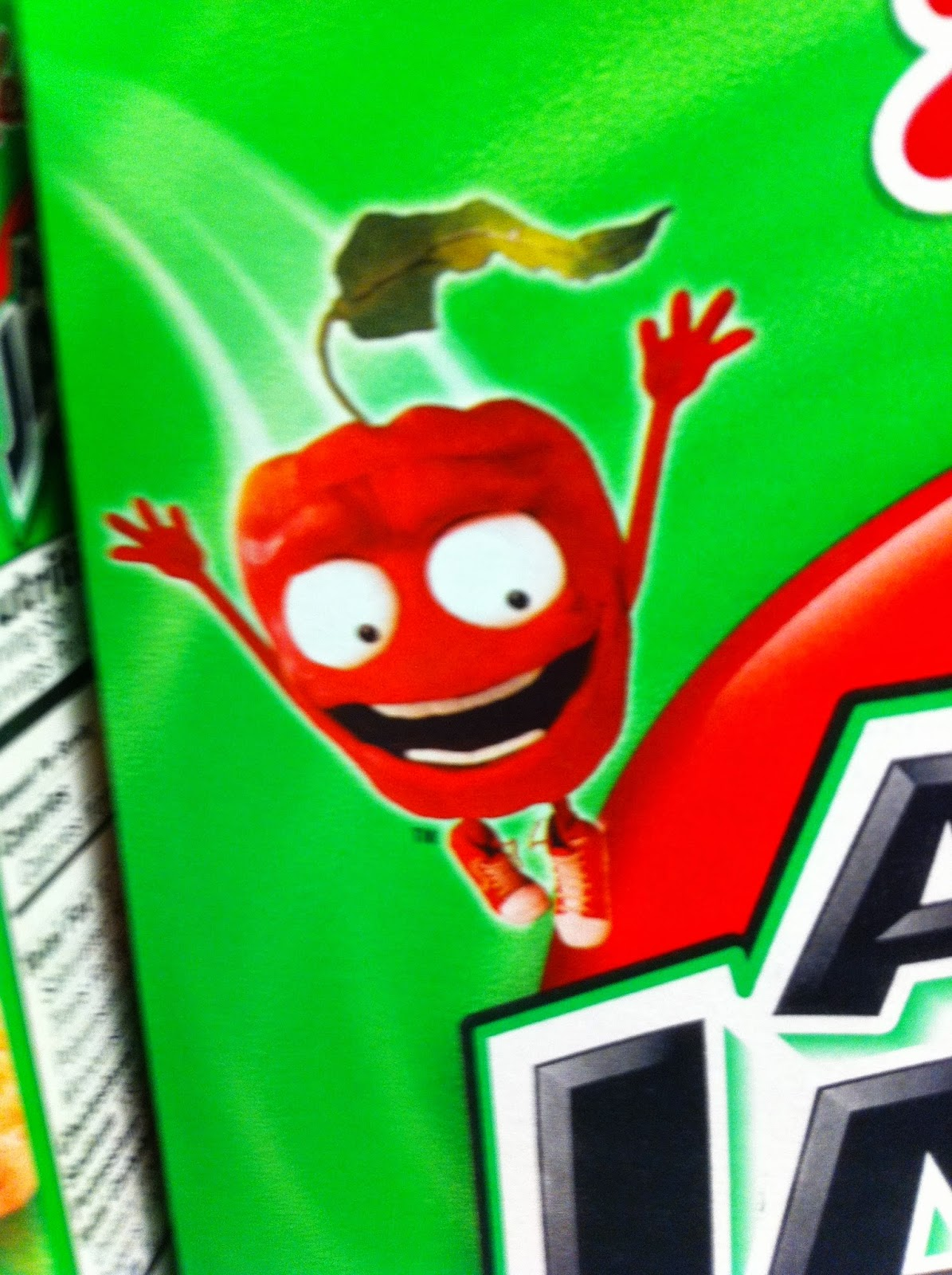 Apple Jacks Apple Character