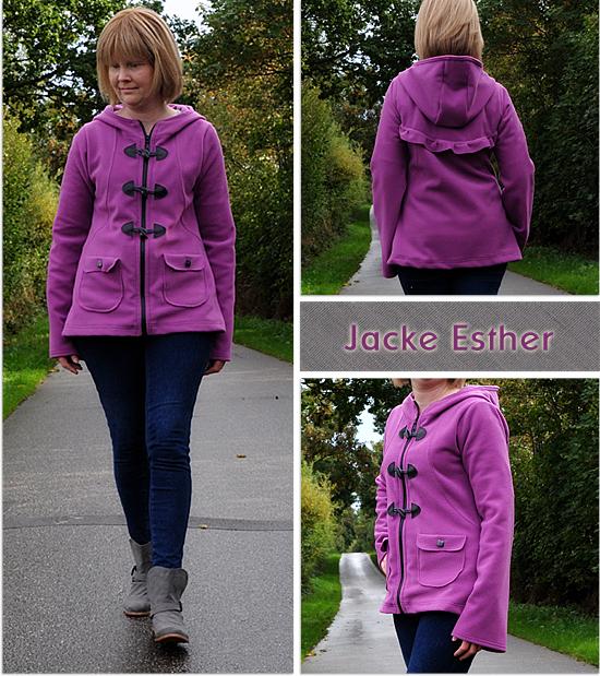 Jacke Esther by Allerlieblichst