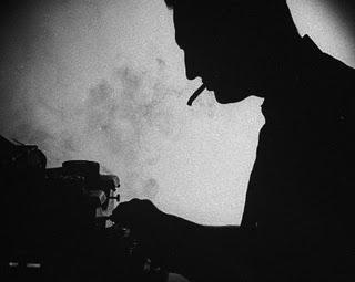 La sombra del escritor