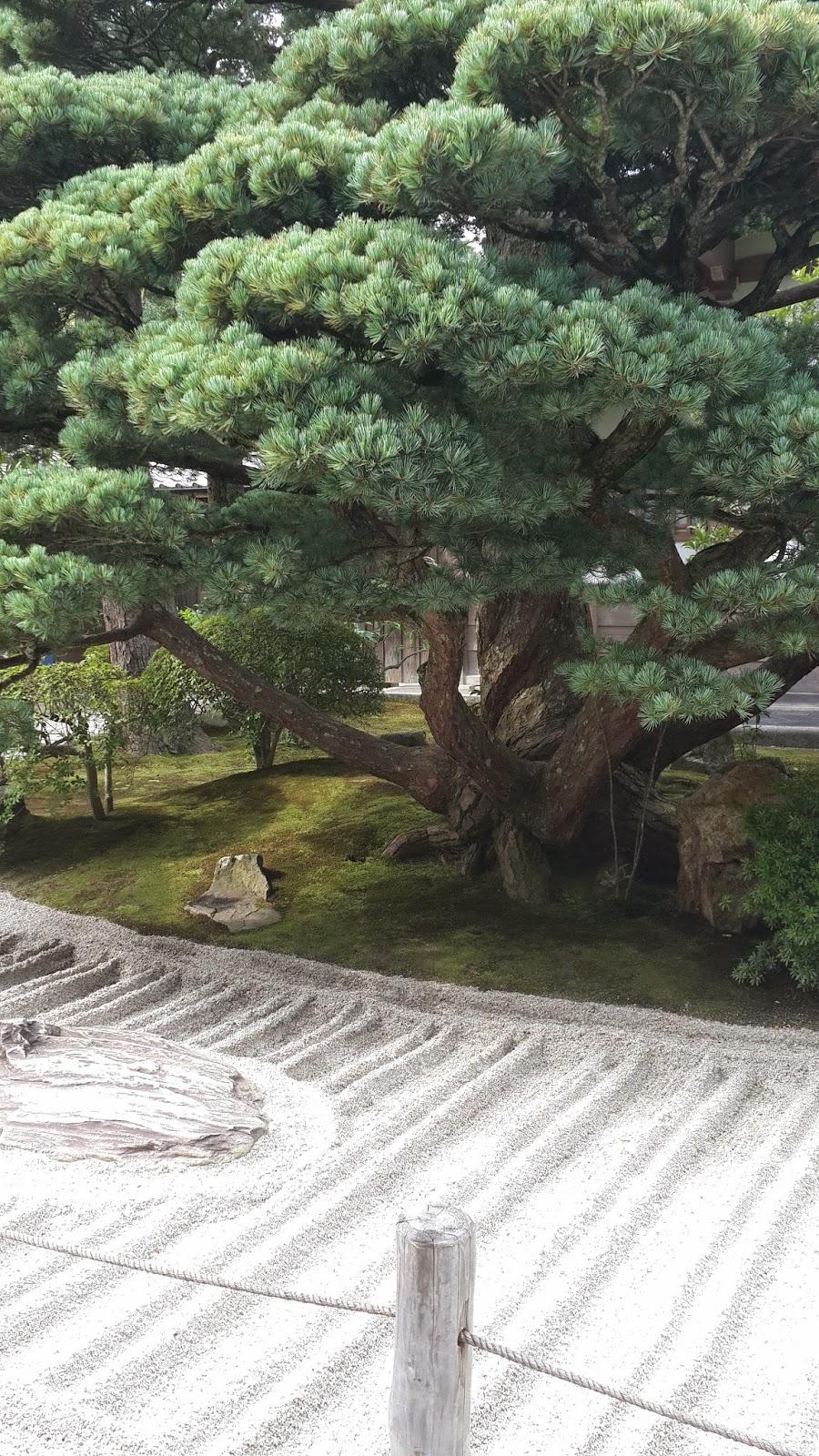 Zen Garden Konchi-in, Kyoto