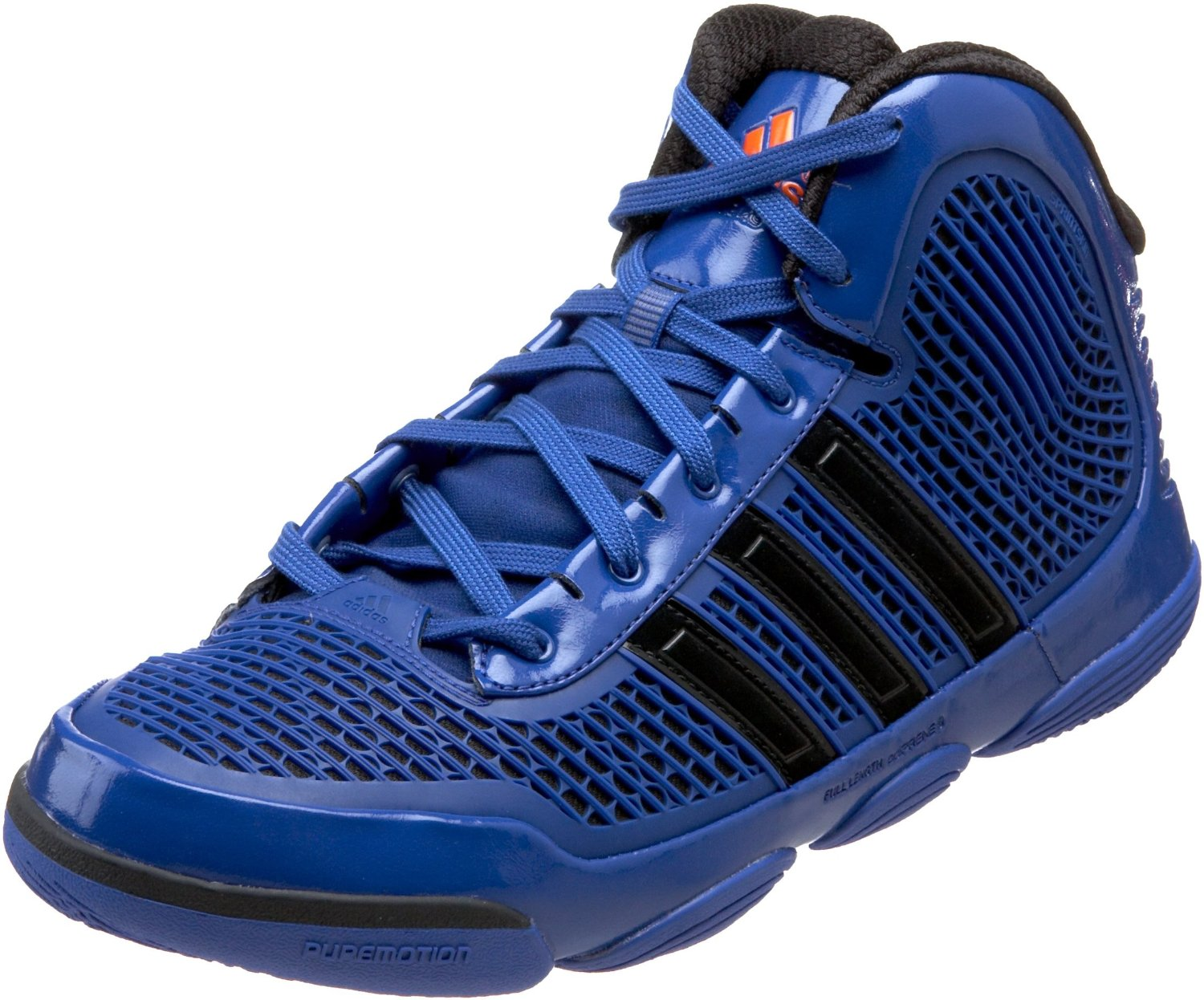 Adidas basketball shoes 2012