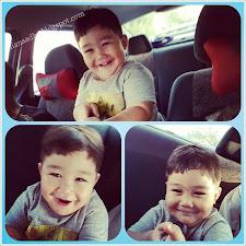 Nadhirul Hafiy (Nephew)