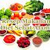 Resep Makanan Diet Sehat Alami