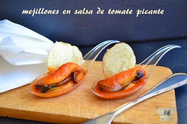 Mejillones en salsa verde cocinar en casa es for Cocinar mejillones en salsa