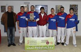 CAMPIONS 1ª PERXA