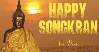 Songkran di Bangkok, Festival Tradisi Terbesar di Bumi
