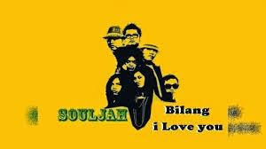 kunci gitar souljah - bilang i love you
