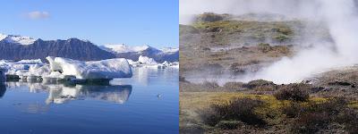Islanda, tara contrastelor