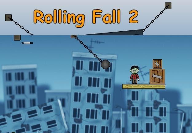 rolling fall 2 walkthrough