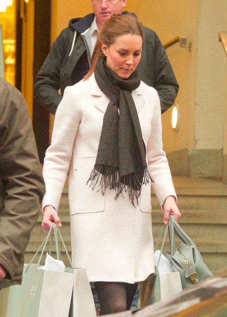 Kate Middleton Shopping In London January 2015 Newmyroyals Hollywood Fashion