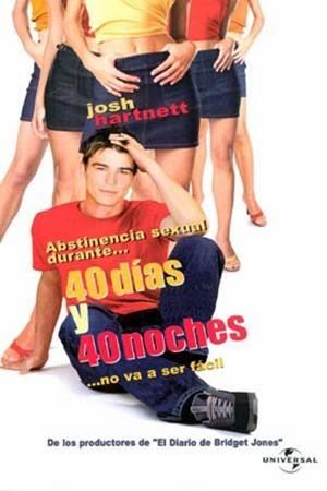 Imagen 40 Dias y 40 Noches DVDRip Latino