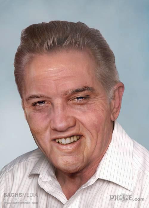 Elvis Presley - died 1977 - age 42 - heart attack
