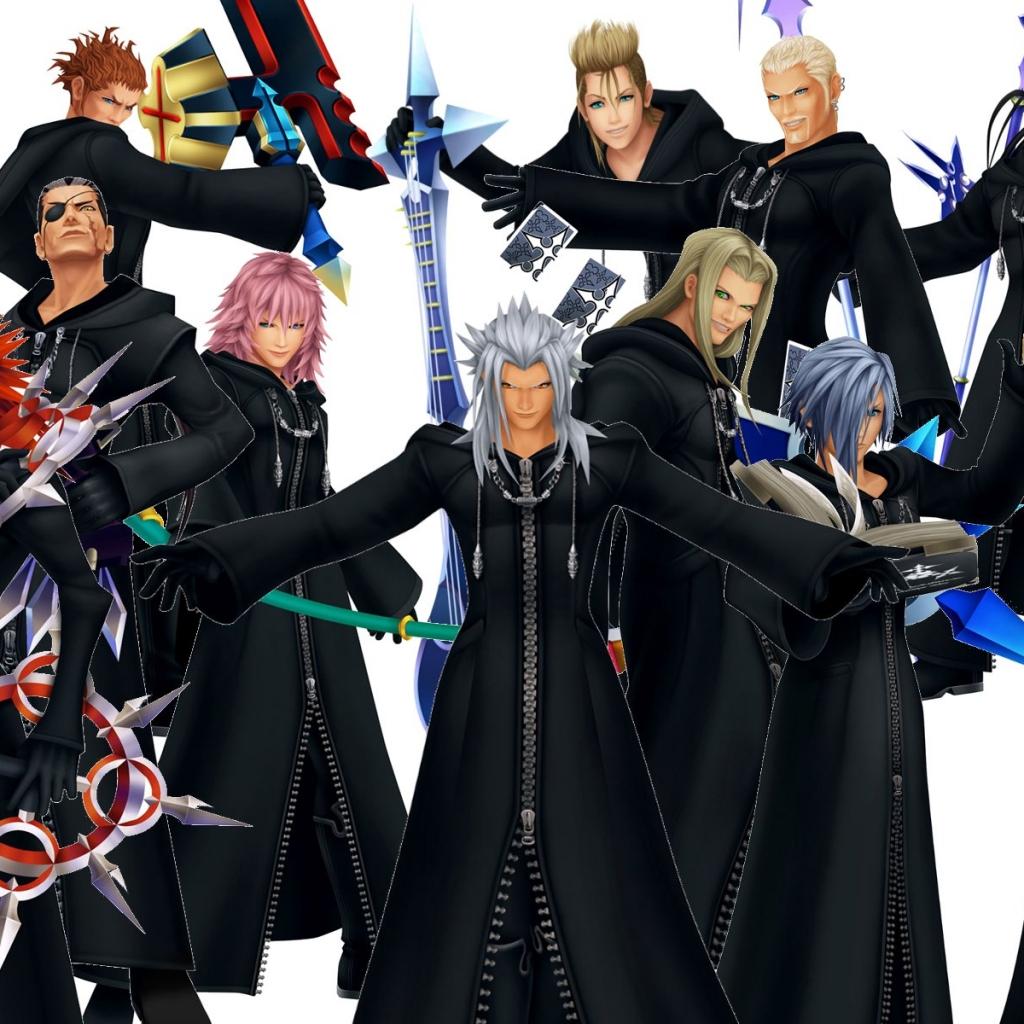 kingdom hearts2 final mix: