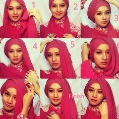 Hijab Wisuda