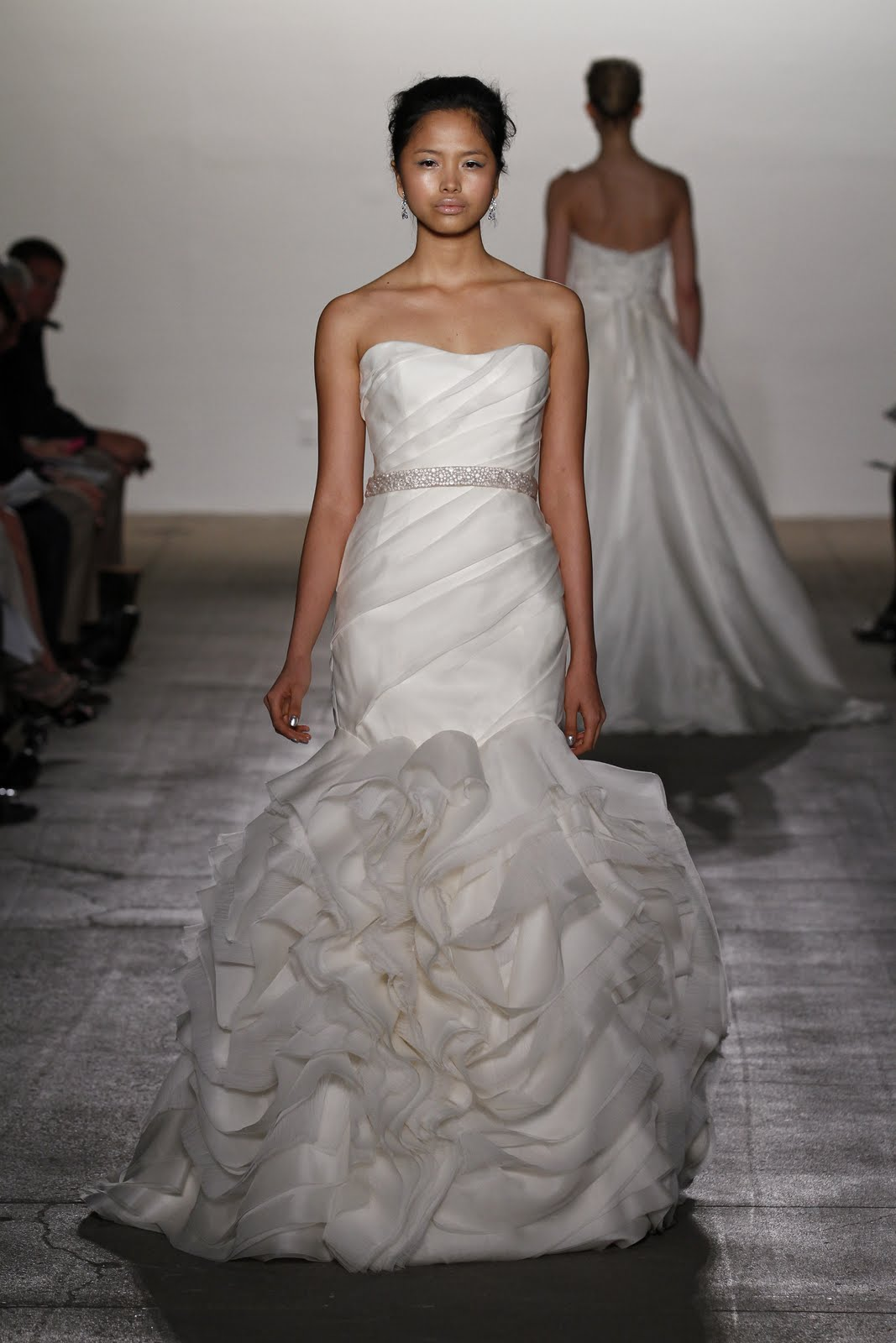 The Gown Gal: Rivini Wedding Dresses Hot Off the Runway