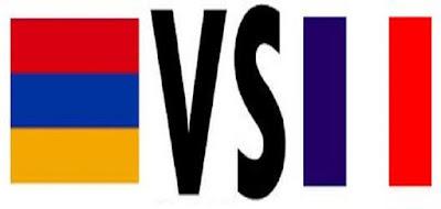 مباراة فرنسا وارمينيا matche france vs armenia