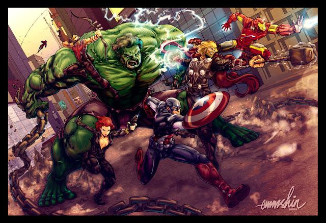 Marvel 2012