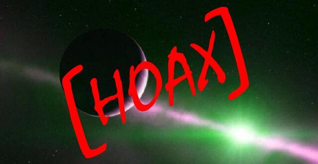 NASA Temukan Planet yang Ditumbuhi Marijuana? Hoax!