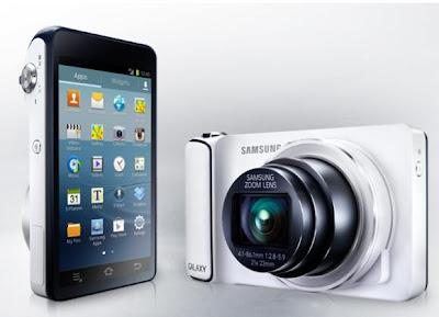 Samsung Galaxy Camera - Smart Camera Android