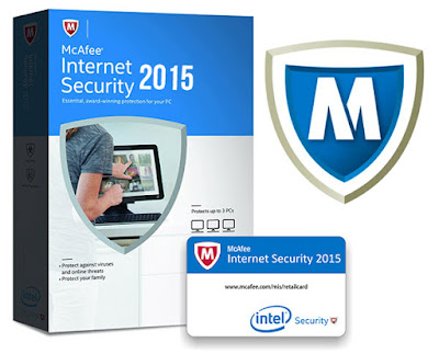 trial McAfee Internet security
