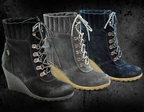 zapatos Xti otoño invierno 2011 2012 mujer