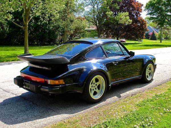 1987 Porsche 911 Air Cooled Turbo Buy Classic Volks