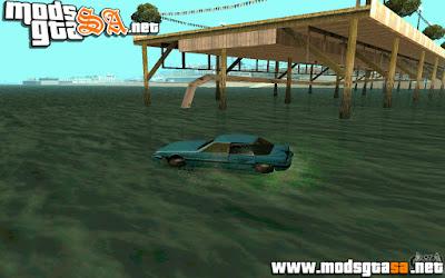 SA - Mod Andar com Veículos na Água
