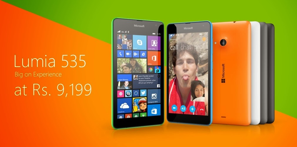 Camera Samsung 2015 microsoft lumia 535 price in indian market your tablet