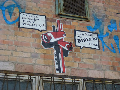 Streetart, Urbanart, Graffiti, Berlin, München