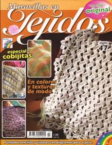 Revista Maravillas en Tejidos №47 2011