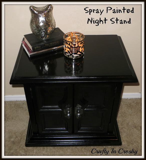 Rust-Oleum, Spray Painted Furniture