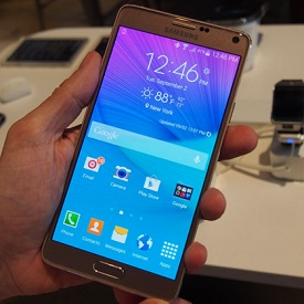 Verizon Samsung Galaxy Note 4