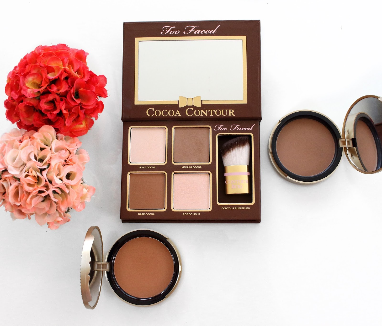M.N.H. Beauty: REVIEW & SWATCHES: Too Faced Cocoa Contour