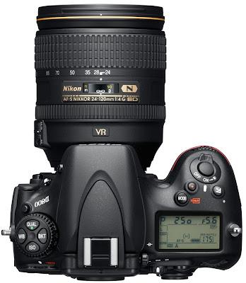 review Nikon D800