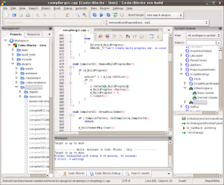 Download Code::Blocks A free C, C++ and Fortran IDE