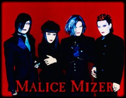 †Malice Mizer Official Site